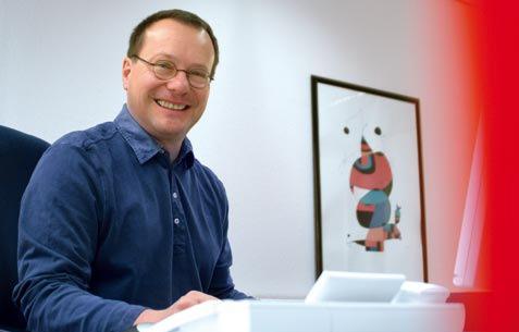 Thomas Heckel steigt im Familienunternehmen ein