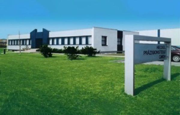 Neuer Firmensitz der Heckel Präzisionsteile GmbH in Heitersheim